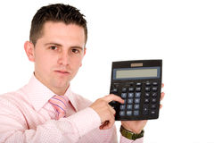 Business accountant Royalty Free Stock Photos