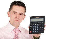 Business accountant Stock Images