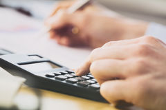 Business and Accounting Stock Image