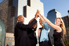 Business Achievement Royalty Free Stock Photos