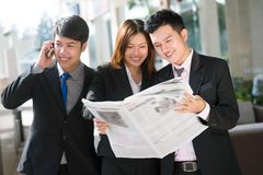 Business activity Stock Images