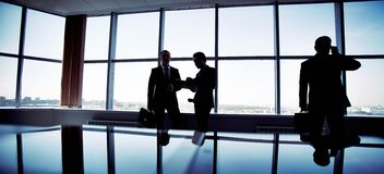 Business activity stock photography