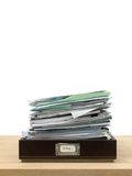 Business Admin Royalty Free Stock Photo