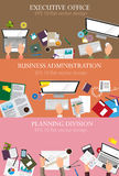 Business administration Stock Photography