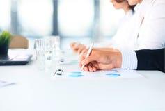 Business adviser Royalty Free Stock Image