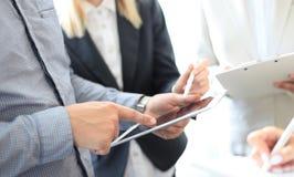 Business adviser Stock Image