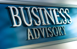 Business Advisory Royalty Free Stock Images