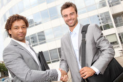 Business agreement Royalty Free Stock Photography