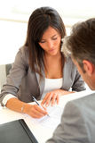 Business agreement Stock Photography