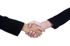 Business agreement handshake Royalty Free Stock Image
