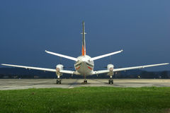 Business aircraft Royalty Free Stock Image