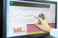 Business analysis Stock Photos