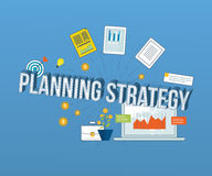 Business analysis, financial report and strategy. Concepts for business analysis and planning, financial strategy and report, consulting, teamwork, project Stock Images