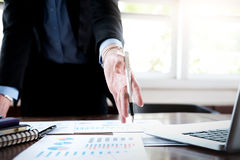Business analysis planing and  solution objective strategy conce Stock Photography