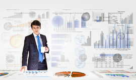 Business analytics Royalty Free Stock Photography