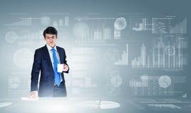 Business analytics Stock Photo
