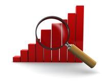 Business analyzing Stock Photography