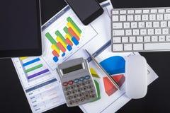 Business Analyzing Royalty Free Stock Photo