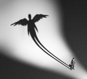 Business angel Stock Image