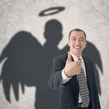 Business angel Royalty Free Stock Photography