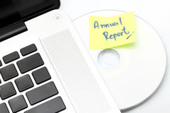 Business Annual Report Royalty Free Stock Images