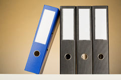 Business Archives - Folders Royalty Free Stock Photo
