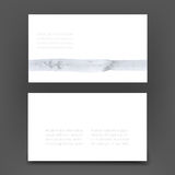 Business art card Royalty Free Stock Images