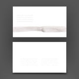 Business art card Stock Photos