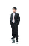 Business Asian Man royalty free stock photo