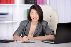 Business Asian Women Royalty Free Stock Images