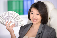 Business Asian Women Royalty Free Stock Photos