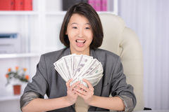 Business Asian Women Stock Photo