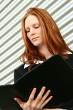 Business Assistant stock photography
