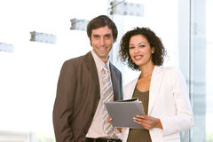 Business associates Stock Photos