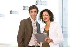 Business associates. Planning new strategy Stock Photos