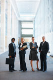 Business associates standing together Royalty Free Stock Image