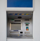 Business atm Stock Image