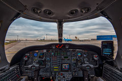 Business Aviation Photo stock