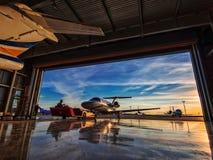 Business Aviation Fotos de archivo