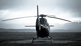 Business Aviation Helicopter Stock Images