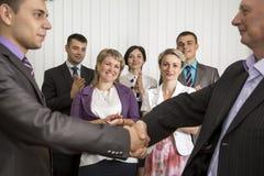 Business award Stock Photos