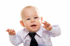 Business baby Stock Images