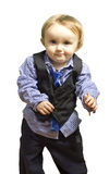 Business baby Royalty Free Stock Photo