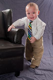 Business Baby Portrait Royalty Free Stock Images