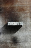 Business background Royalty Free Stock Photography
