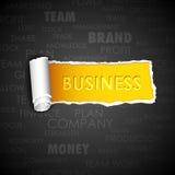 Business Background Stock Image