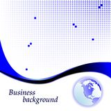 Business background 4 Stock Image