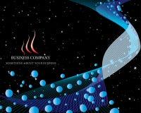 Business background royalty free illustration