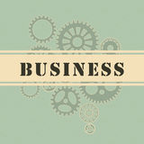 Business background concept Stock Photos