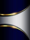 Business background. Elegant vector illustration Stock Photography